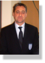 Tim De'Ath in his England suit